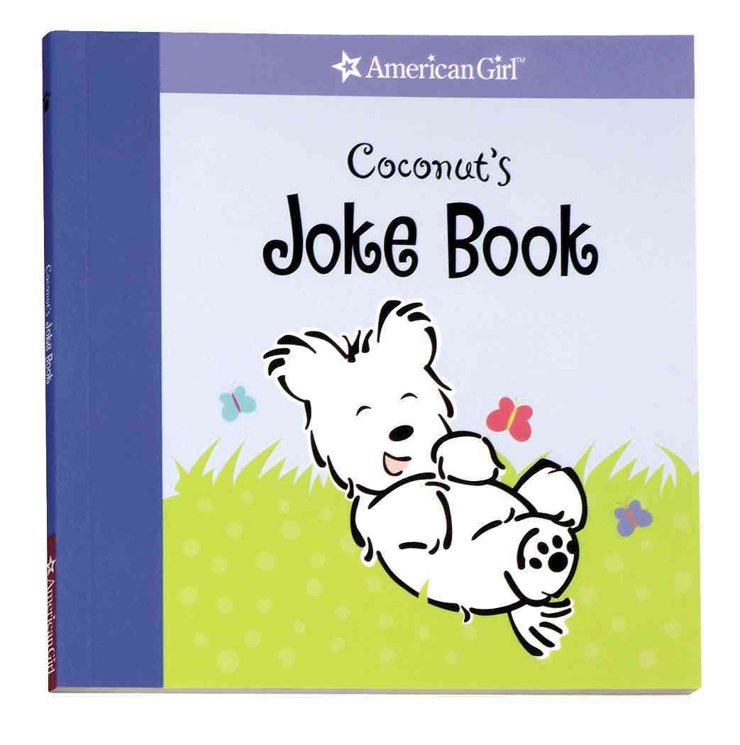 Coconut's Joke Book (Paperback)