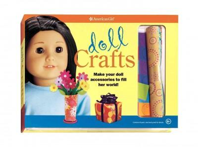 Doll Crafts: Make Your Doll Accessories to Fill Her World! (Hardcover)