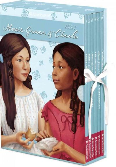 Cecile and Marie-Grace Boxed Set with Game