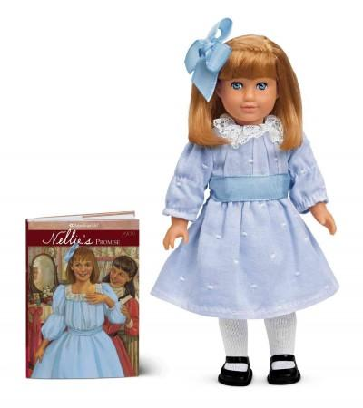 Nellie O'Malley 1904 Mini Doll