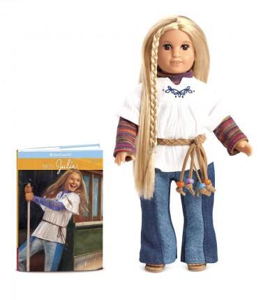 Julie Albright 1974 Mini Doll