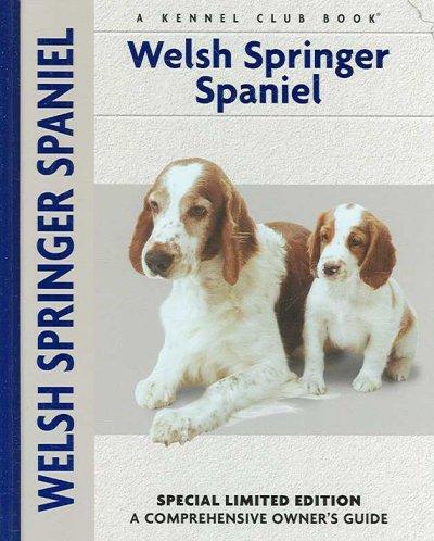 Welsh Springer Spaniel (Hardcover)