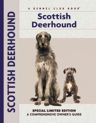 Scottish Deerhound (Hardcover)