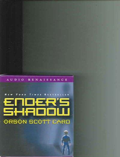 Ender's Shadow (CD-Audio)