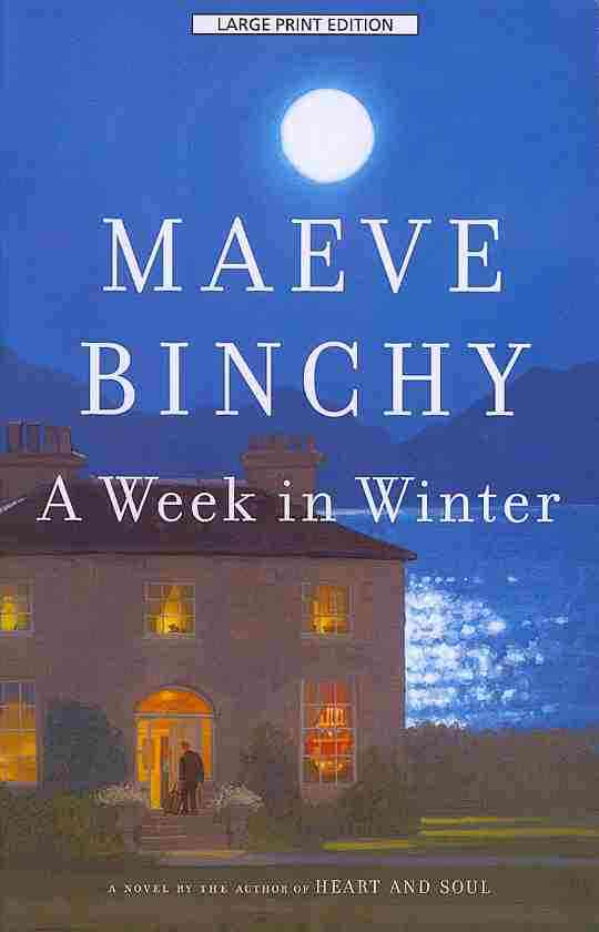 A Week in Winter (Paperback)