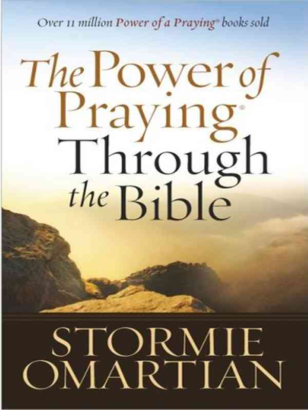 The Power of Praying Through the Bible (Paperback)
