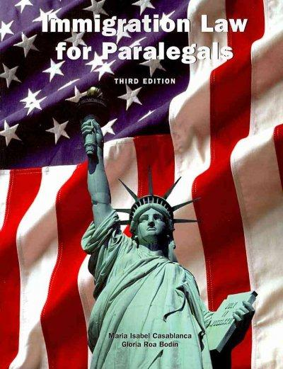 Immigration Law for Paralegals - Thumbnail 0