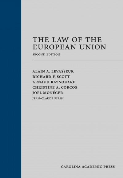 The Law of the European Union (Hardcover)