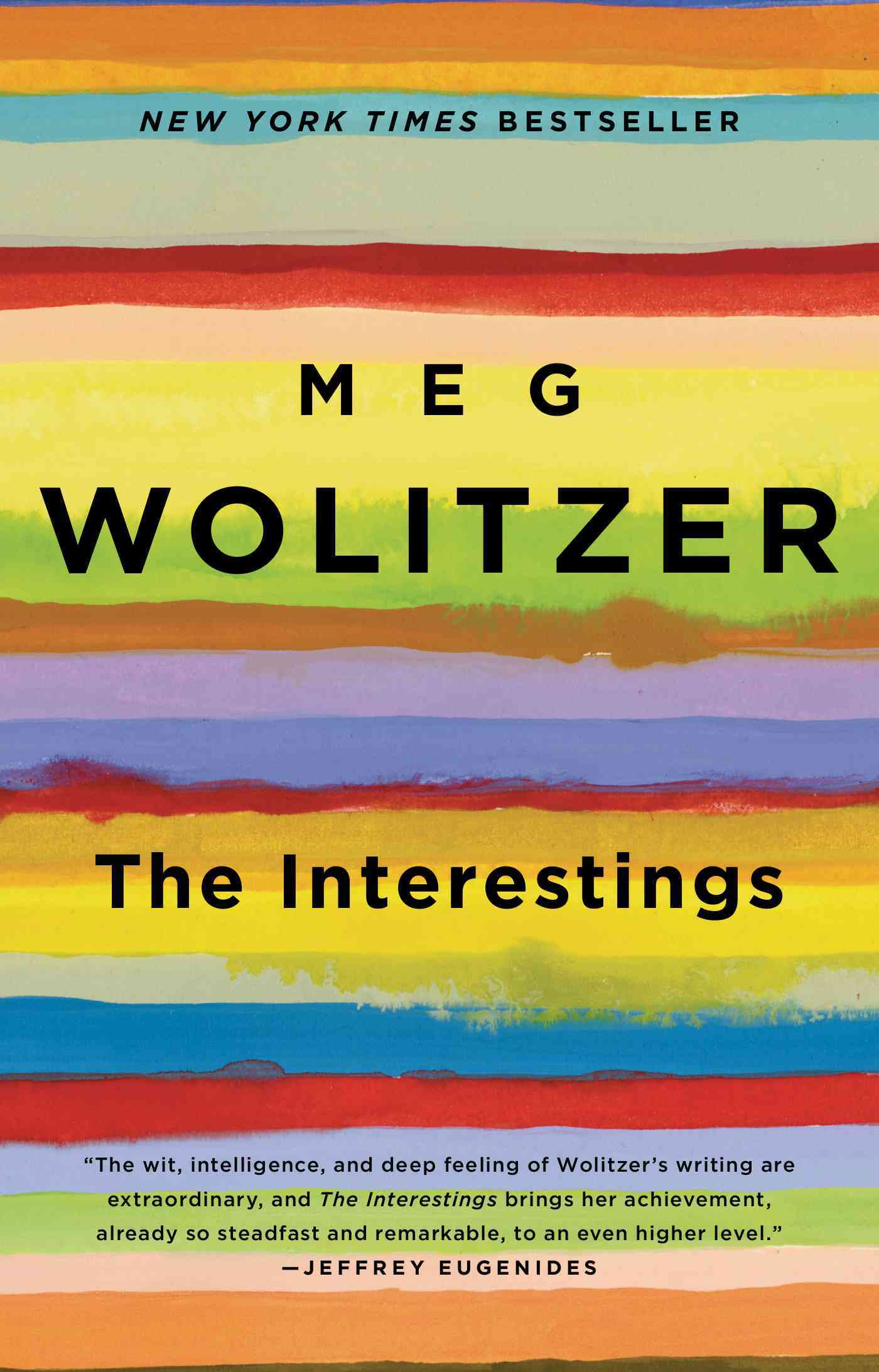 The Interestings (Paperback)