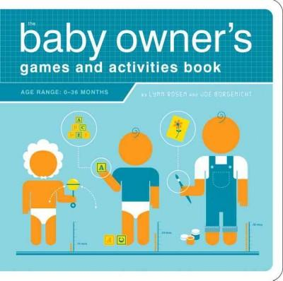 The Baby Owner's Games And Activities Book (Paperback)