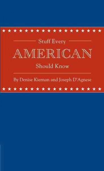 Stuff Every American Should Know (Hardcover)