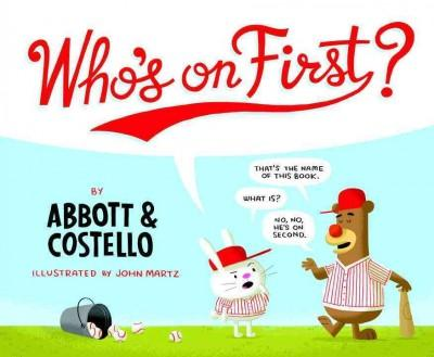 Who's on First? (Hardcover)
