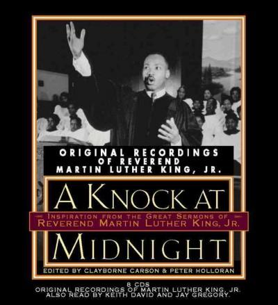 Knock at Midnight: Inspiration from the Great Sermons of Reverend Martin Luther King, Jr. (CD-Audio)