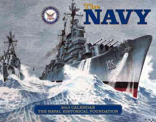 The Navy 2013 Calendar (Calendar)