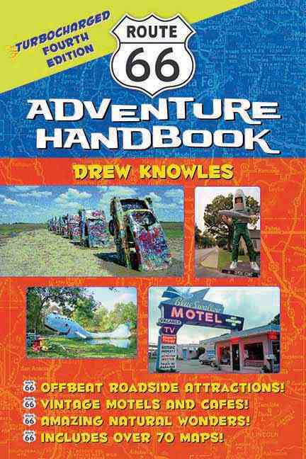 Route 66 Adventure Handbook: Turbocharged (Paperback)