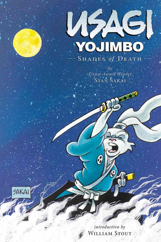 Usagi Yojimbo 8: Shades of Death (Paperback)