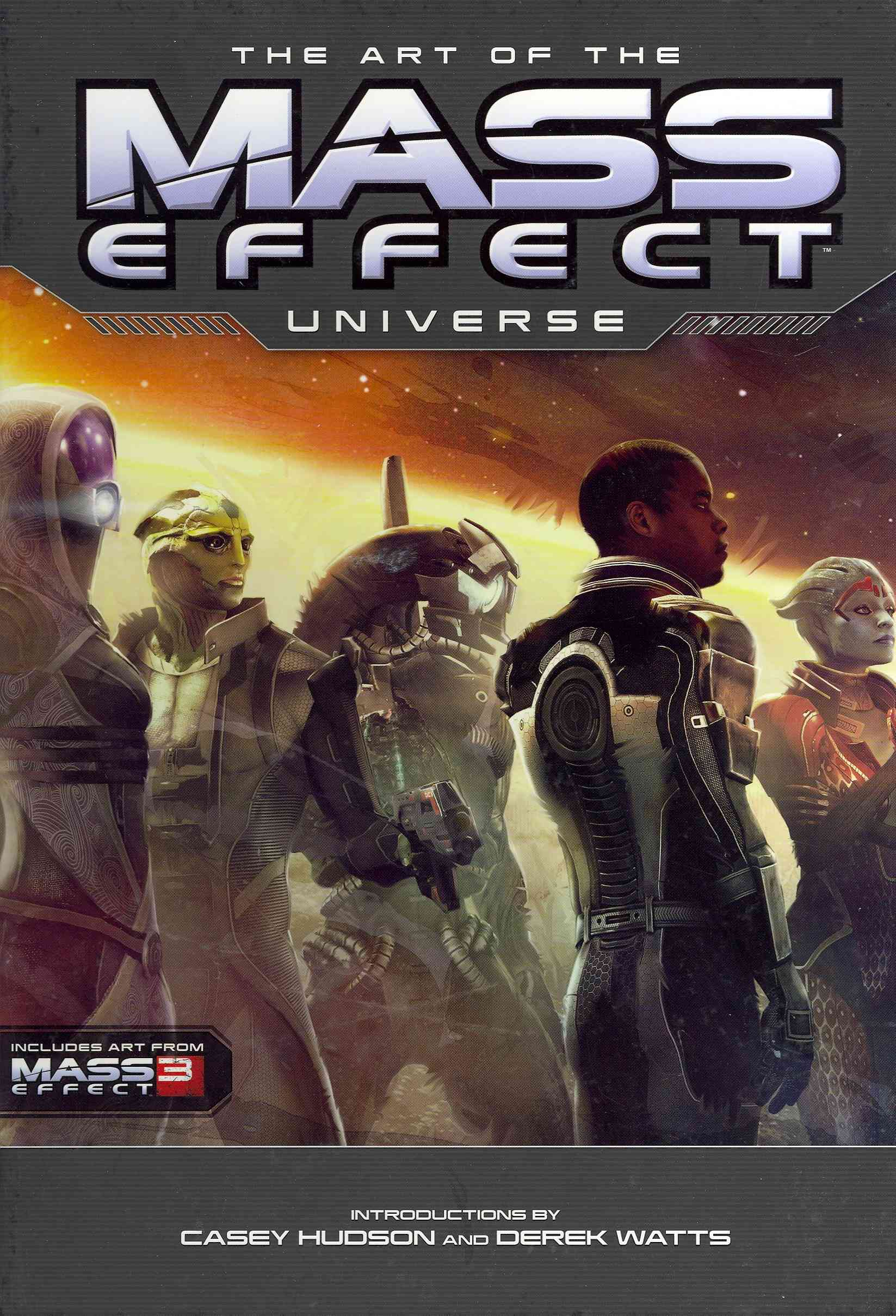 The Art of the Mass Effect Universe (Hardcover)