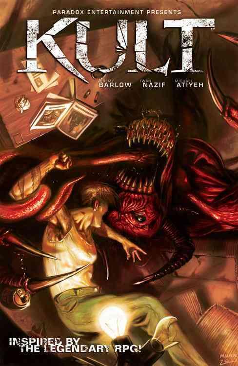 Paradox Entertainment Presents Kult (Paperback)