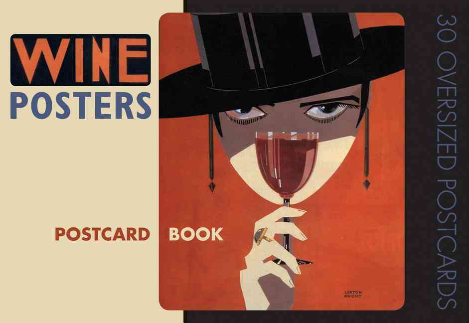 Wine Posters (Postcard book or pack)