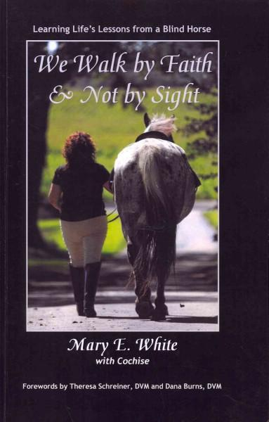 We Walk by Faith and Not by Sight: Learning Life's Lessons from a Blind Horse (Paperback)