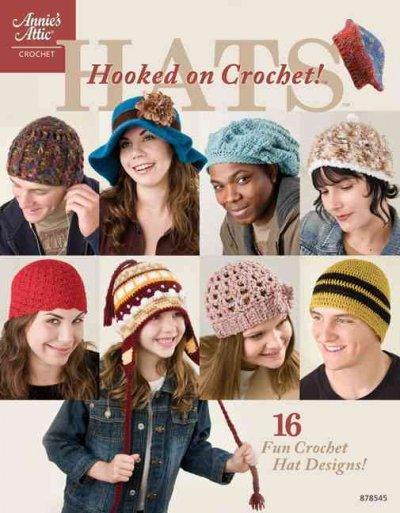 Hooked on Crochet! Hats (Paperback)