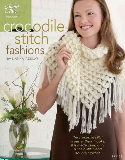 Crocodile Stitch Fashions (Paperback)