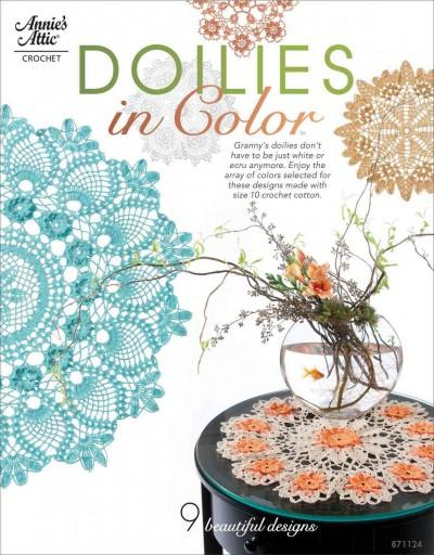 Doilies in Color (Paperback)