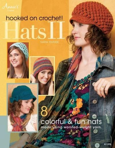 Hooked on Crochet! Hats II (Paperback)