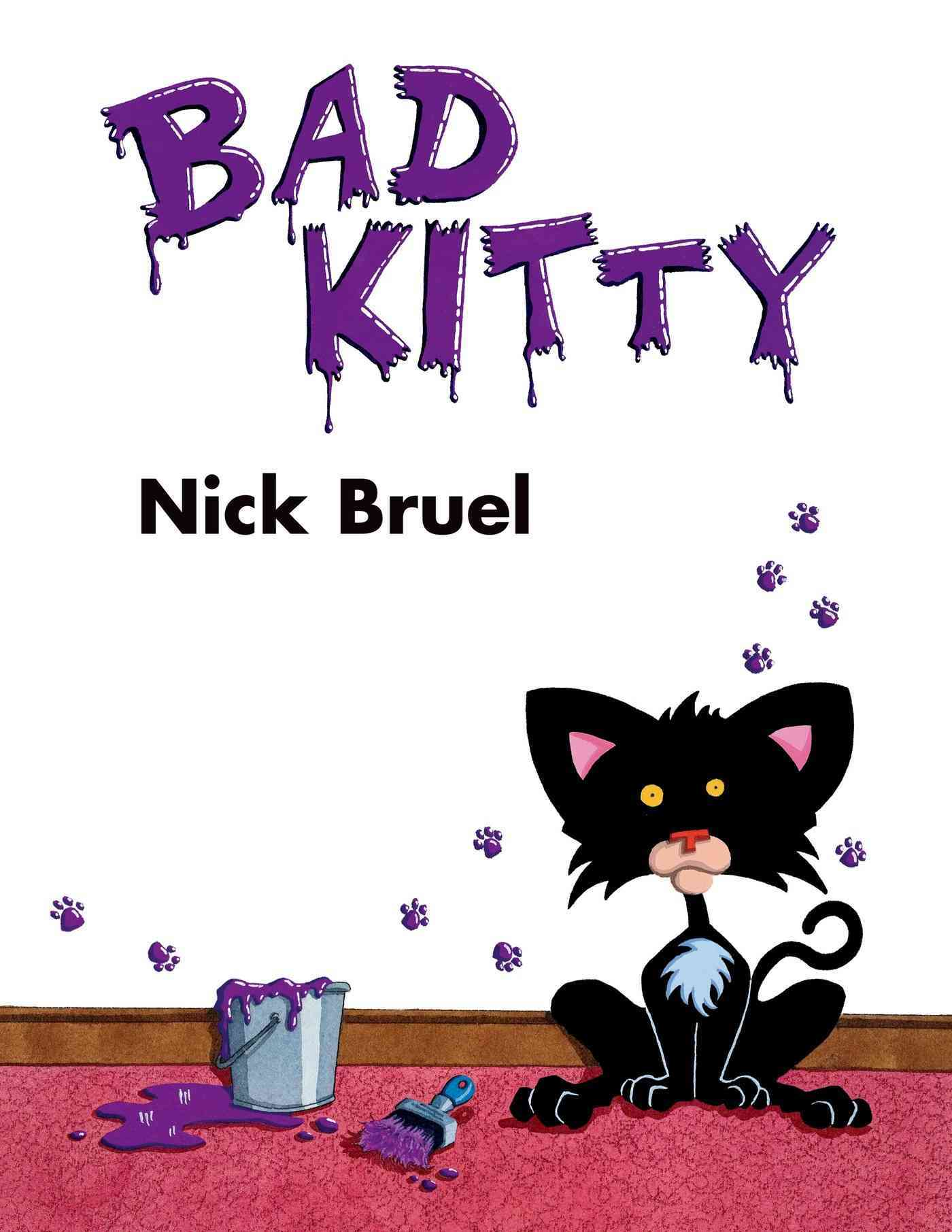 Bad Kitty (Hardcover)