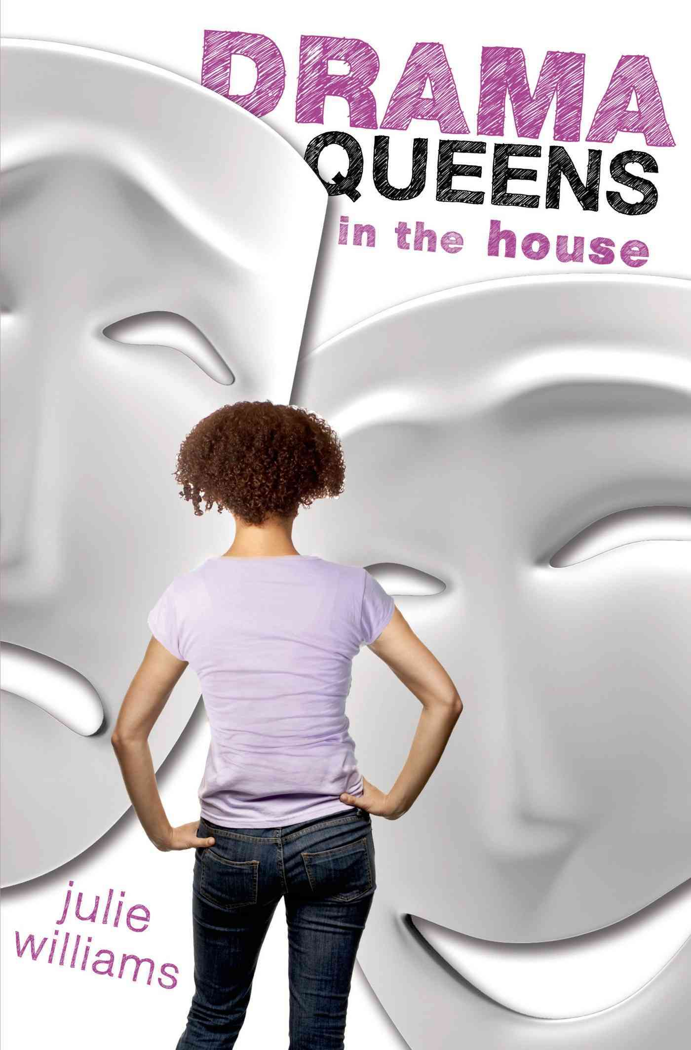 Drama Queens in the House (Hardcover)