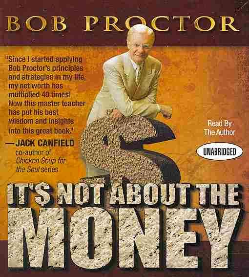 It's Not About the Money (CD-Audio)