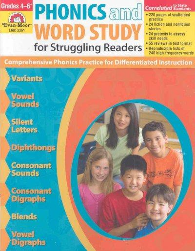 Phonics and Word Study for Struggling Readers: Grades 4-6 (Paperback)