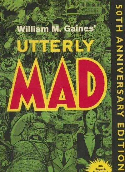 Utterly Mad (Paperback)