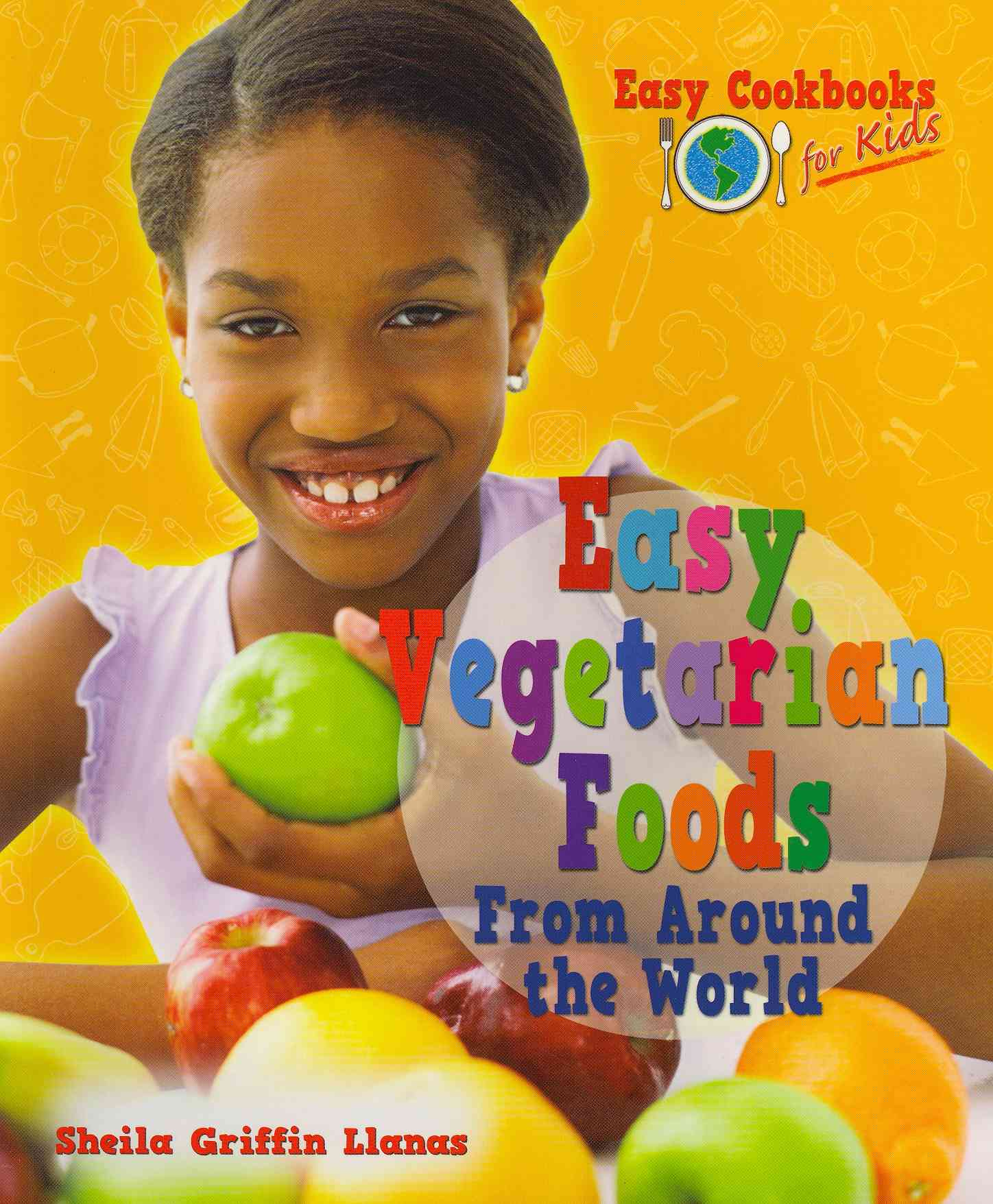 Easy Vegetarian Foods From Around The World (Paperback)