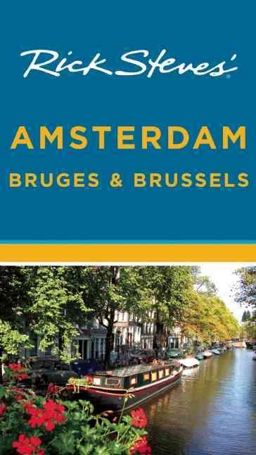 Rick Steves' Amsterdam, Bruges & Brussels (Paperback)