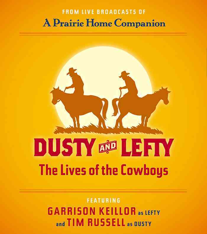Dusty And Lefty: The Lives of the Cowboys (CD-Audio)