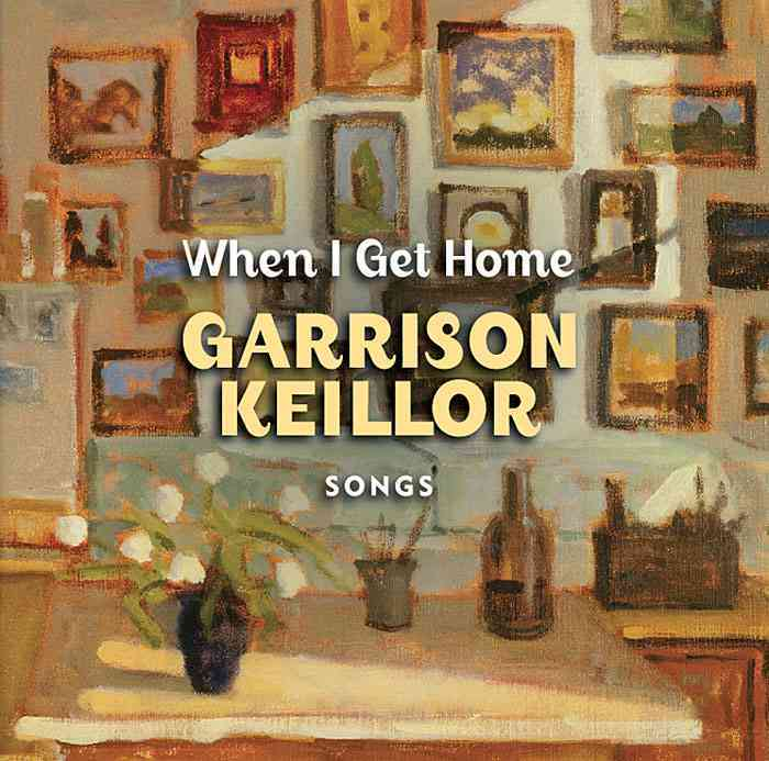 When I Get Home (CD-Audio)