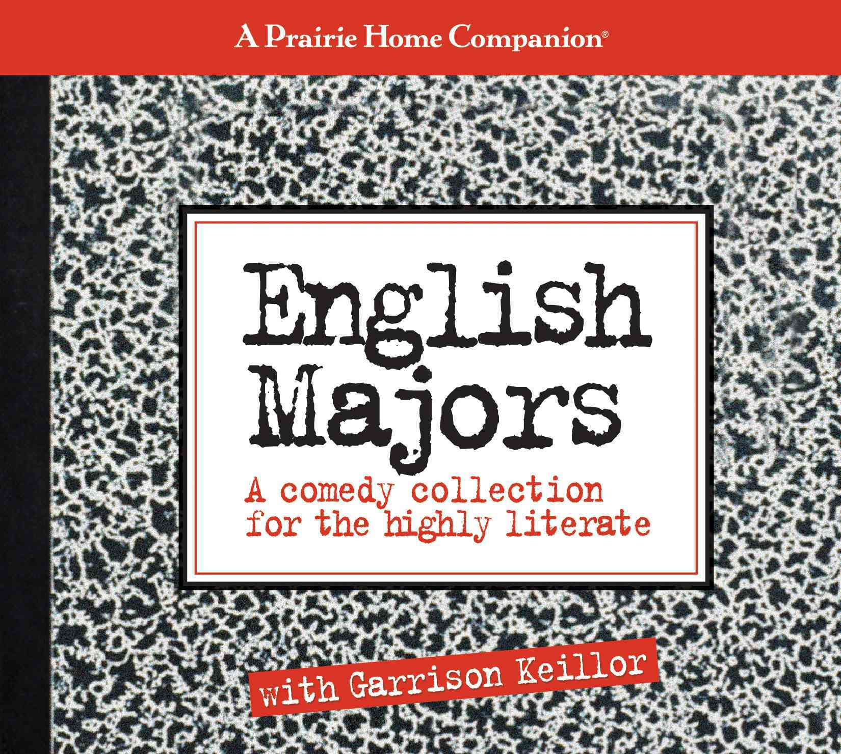 English Majors (CD-Audio)
