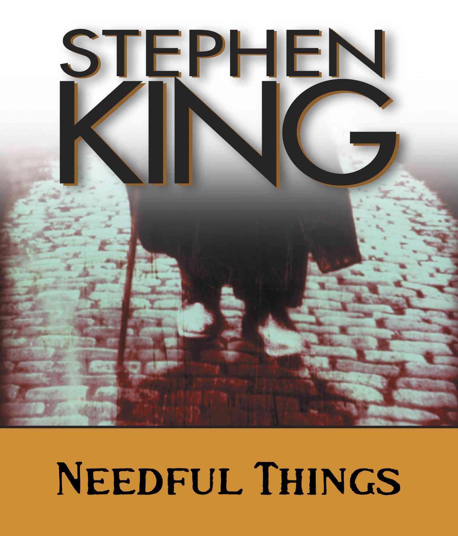 Needful Things (CD-Audio)