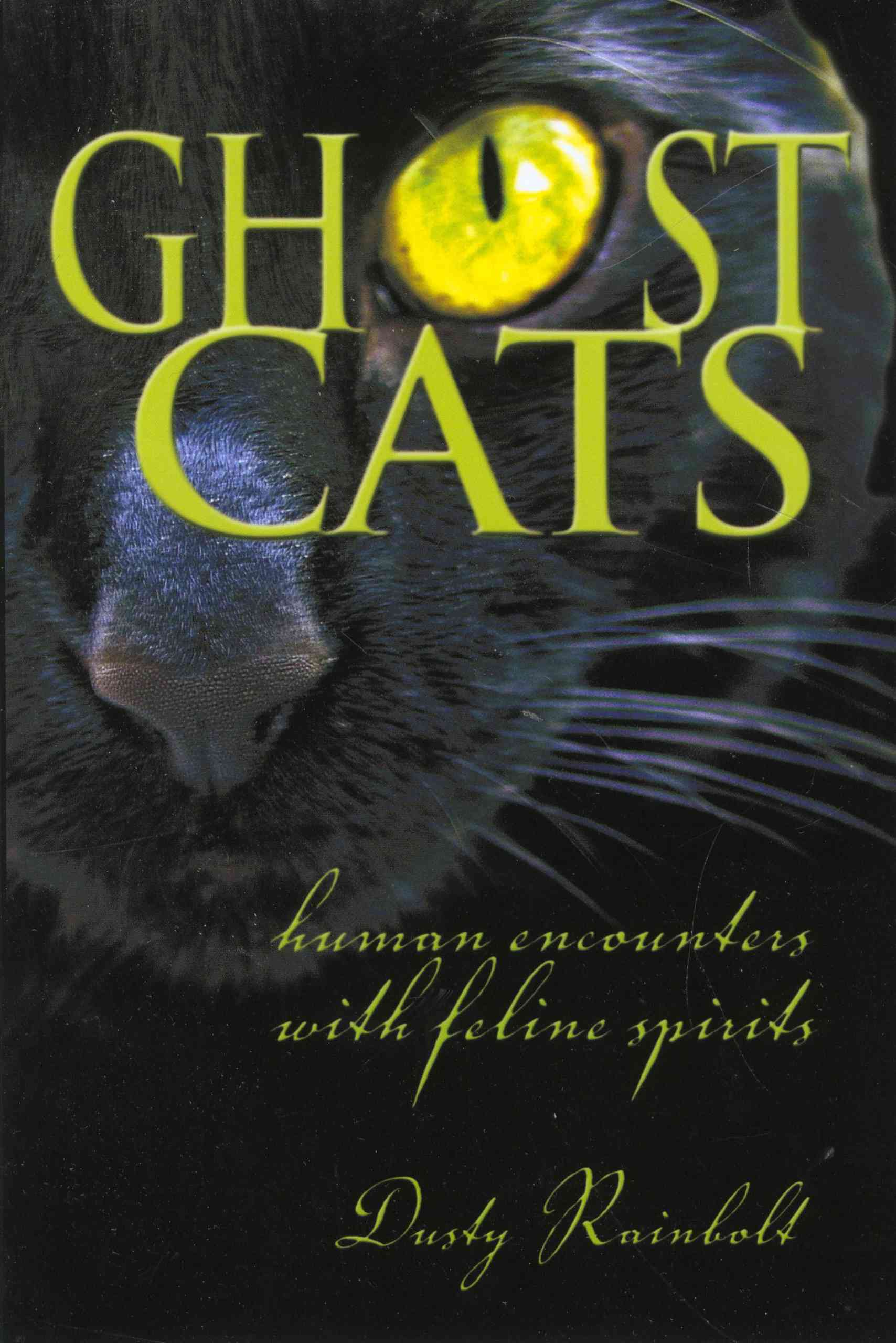Ghost Cats: Human Encounters With Feline Spirits (Paperback)