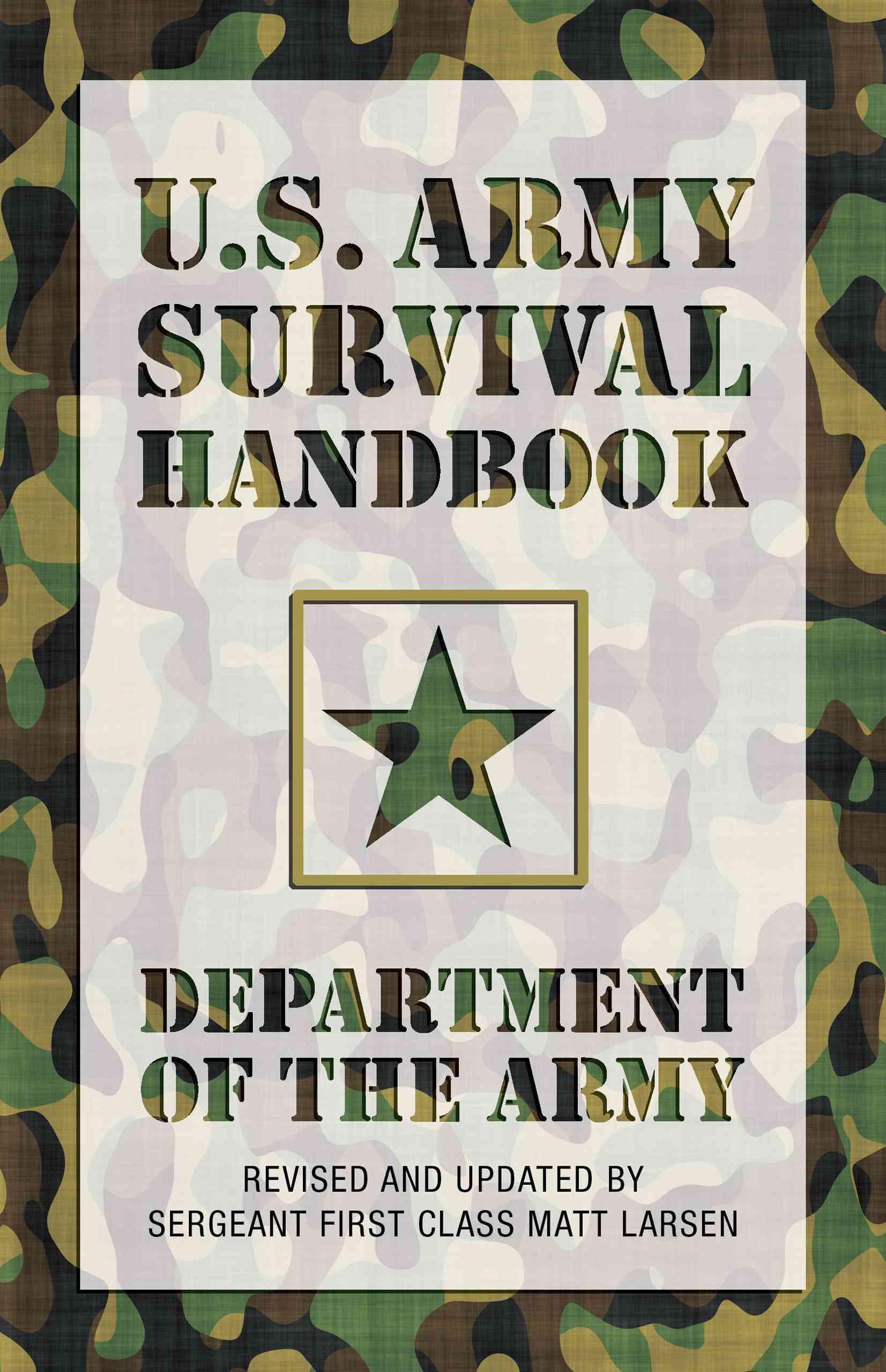 U.S. Army Survival Handbook (Paperback)
