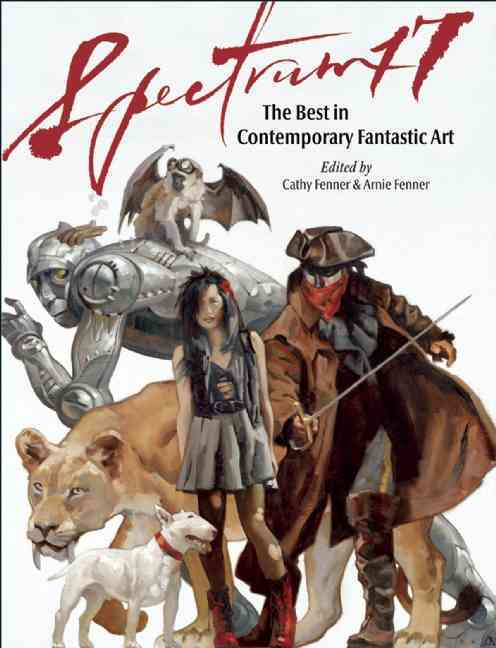 Spectrum 17: The Best in Contemporary Fantastic Art (Paperback)