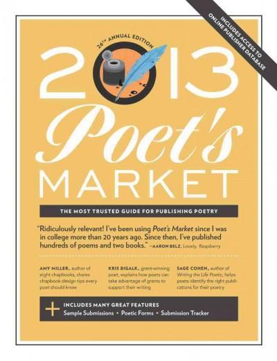 Poet's Market 2013