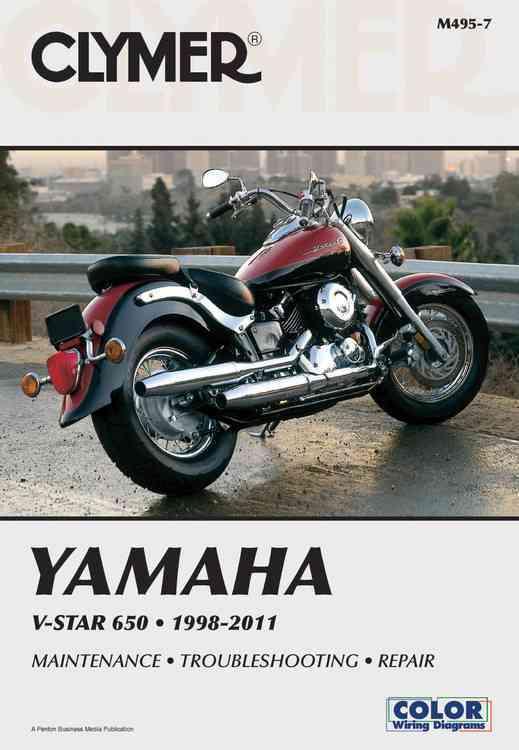 Yamaha V-Star 650 1998-2011 (Paperback)