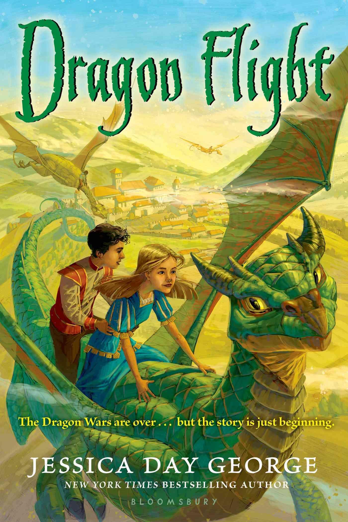 Dragon Flight (Paperback)