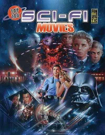 Top 100 Sci-Fi Movies (Paperback)