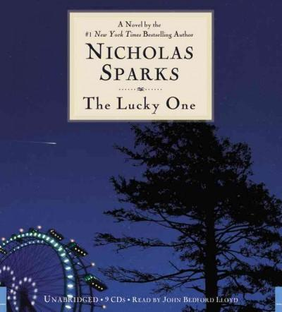 The Lucky One (CD-Audio)