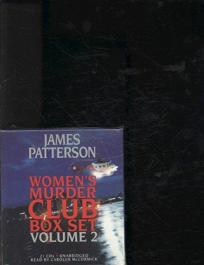 Women's Murder Club Box Set (CD-Audio)