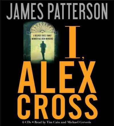 I, Alex Cross (CD-Audio)