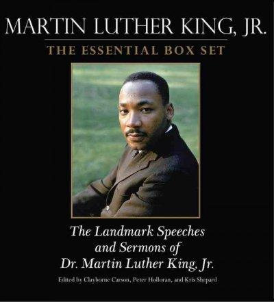 Martin Luther King: The Essential Box Set: The Landmark Speeches and Sermons of Dr. Martin Luther King, Jr. (CD-Audio)